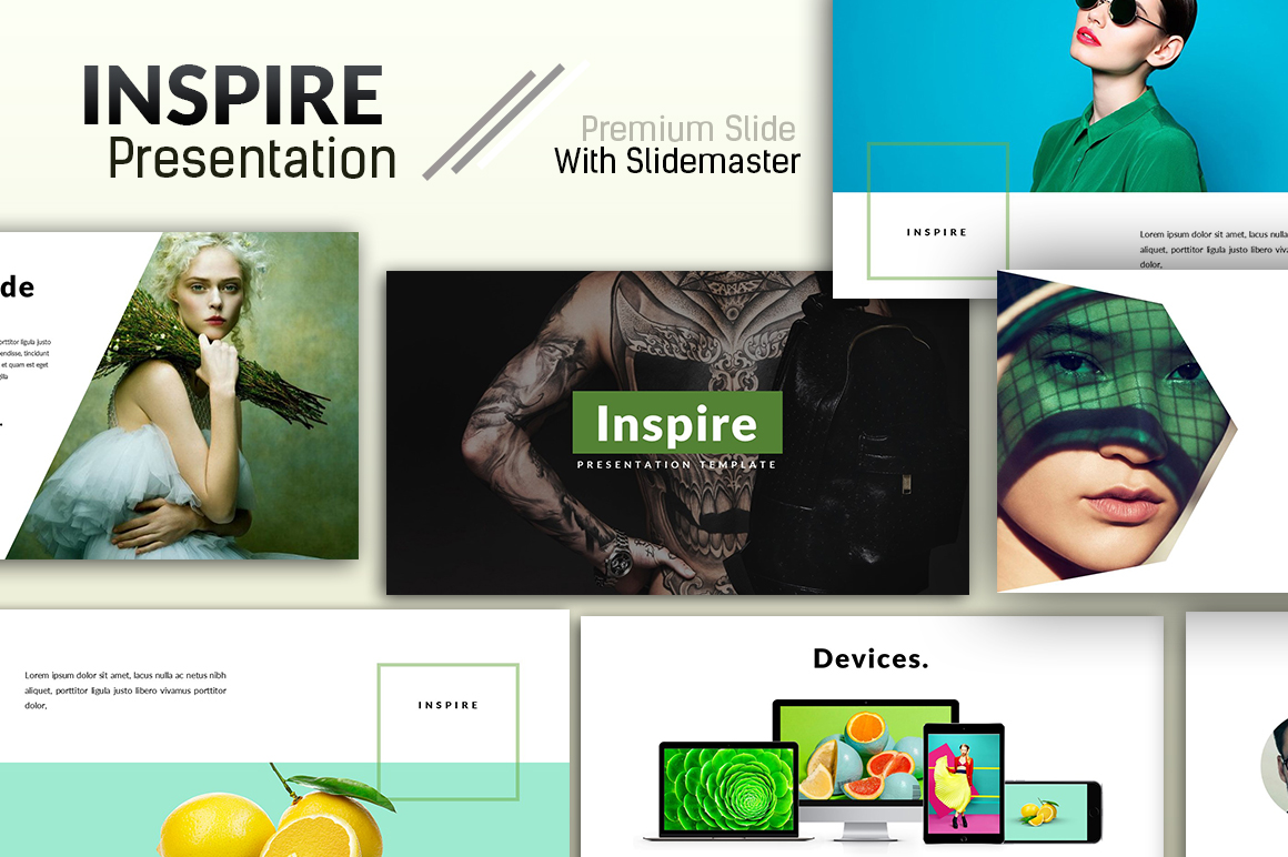 5 In 1 Powerpoint Bundle example image 3
