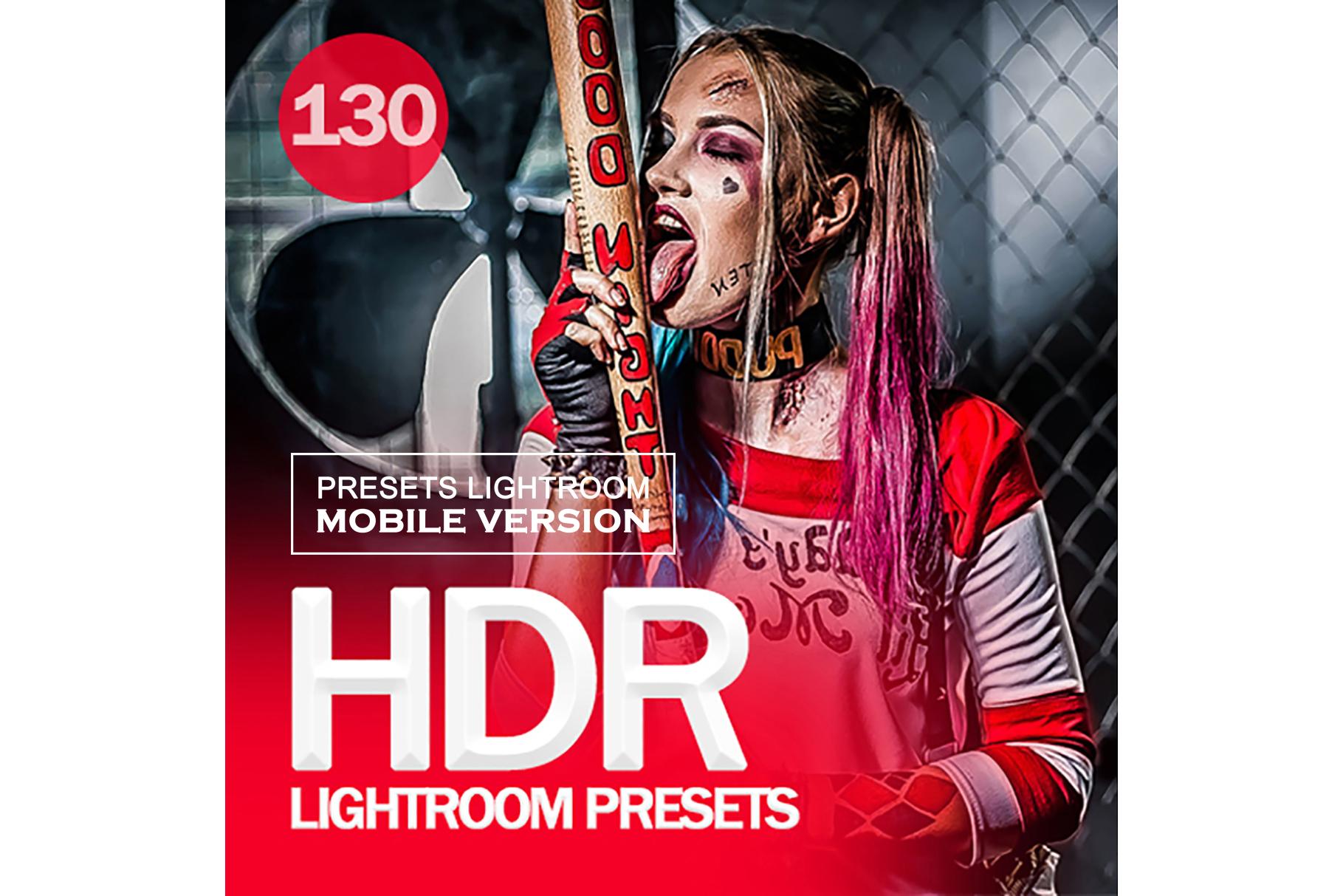 HDR Lightroom Mobile Presets example image 1