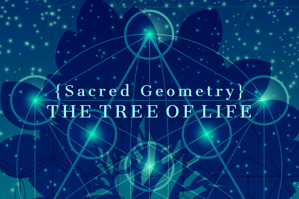 {Sacred Geometry} VECTOR MANDALAS example image 2
