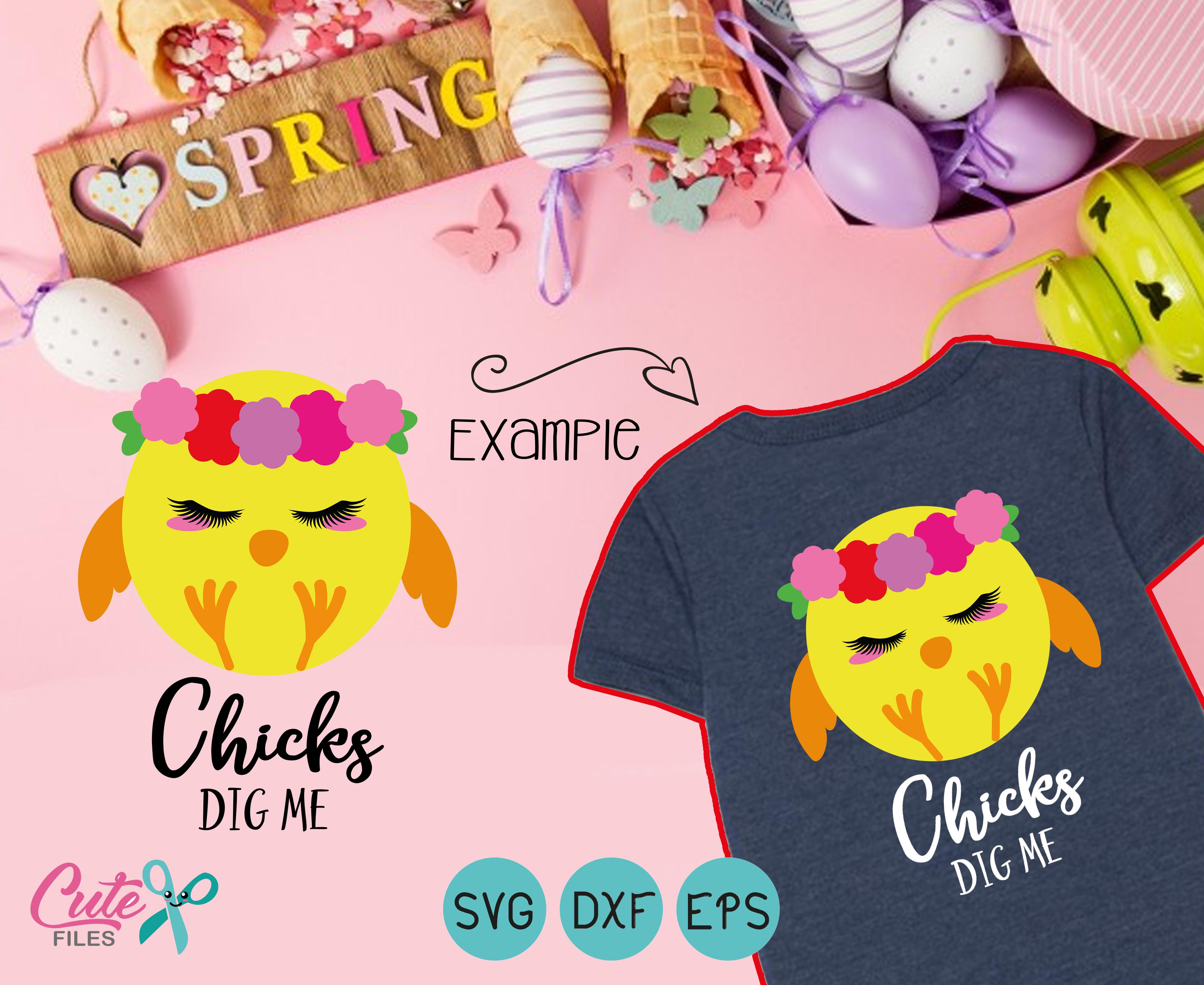 Easter monogram frames example image 2