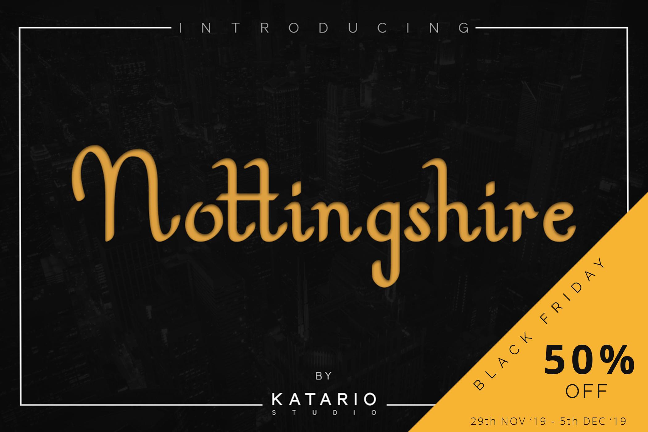 Nottingshire example image 2