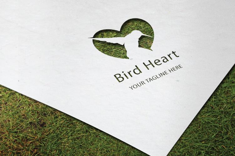 Humming Bird Logo example image 2