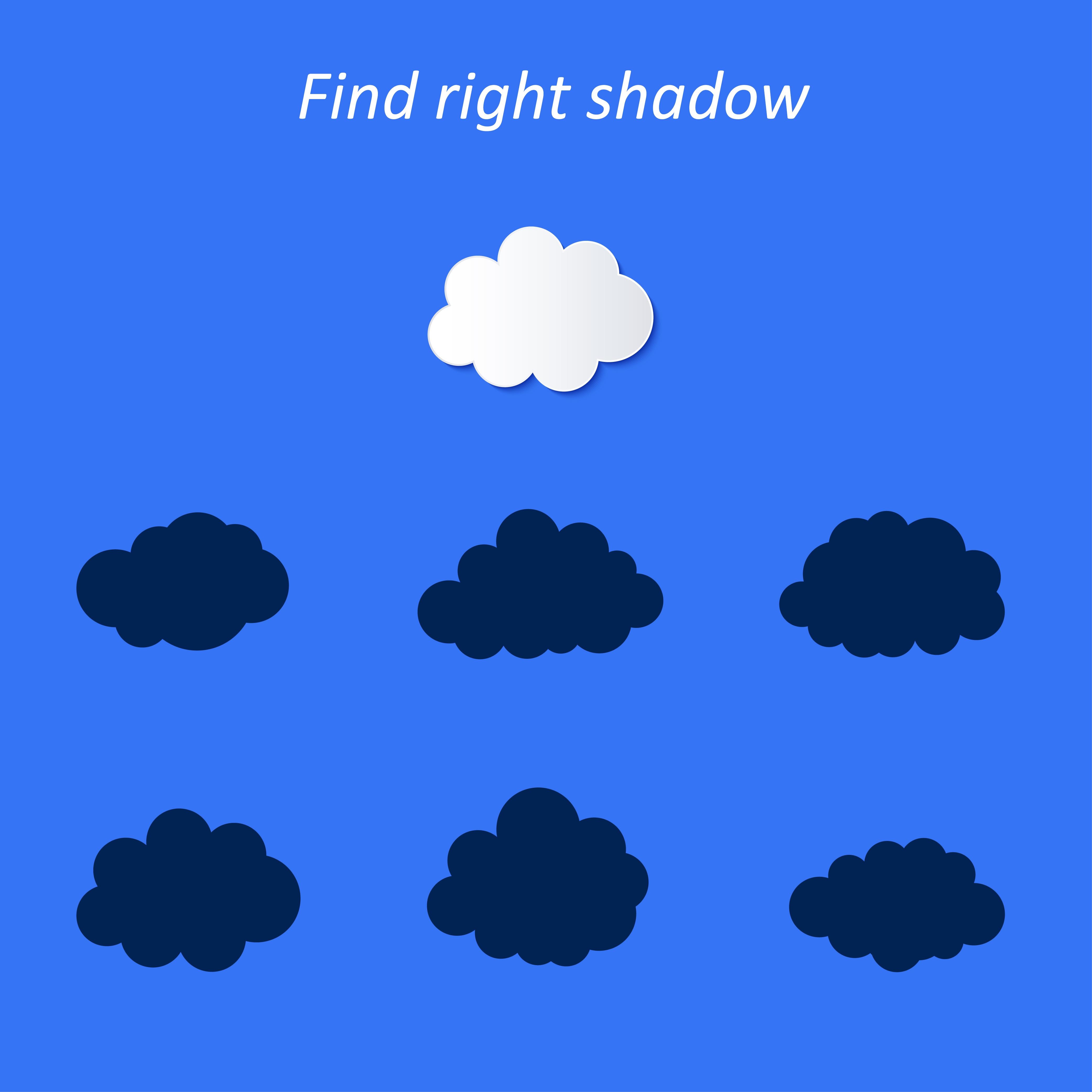 Easy preschool educational brainteasers set example image 13