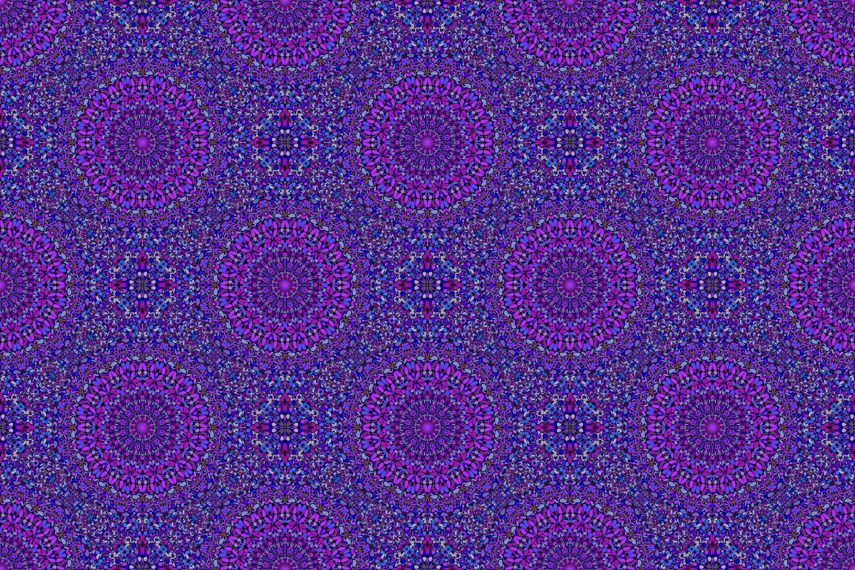 48 Seamless Floral Mandala Patterns example image 26