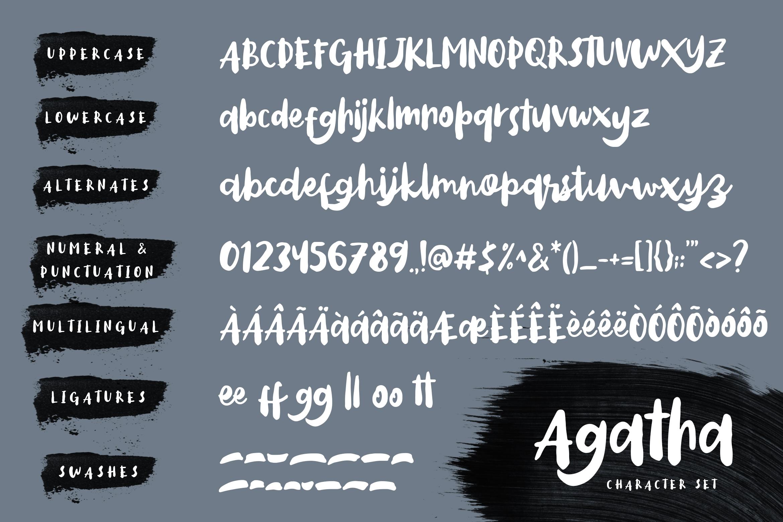 Agatha example image 8