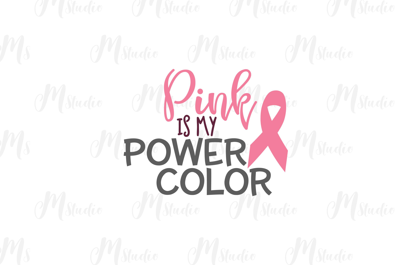 Cancer Awareness bundle SVG example image 6