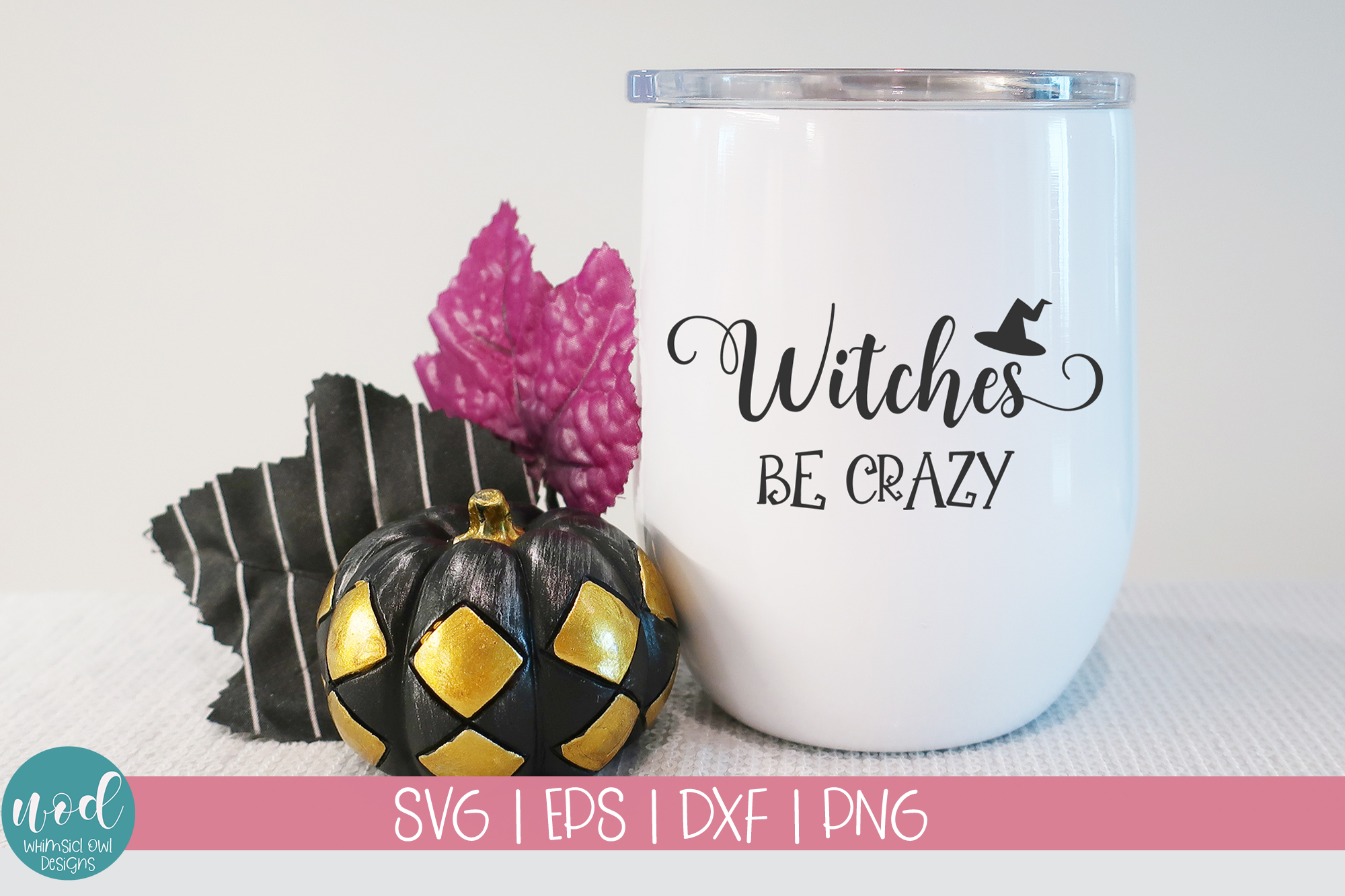 Witches Be Crazy SVG File example image 2
