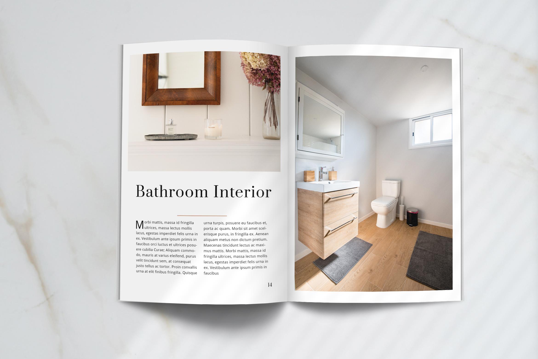 Mavel - Interior Magazine Template example image 7