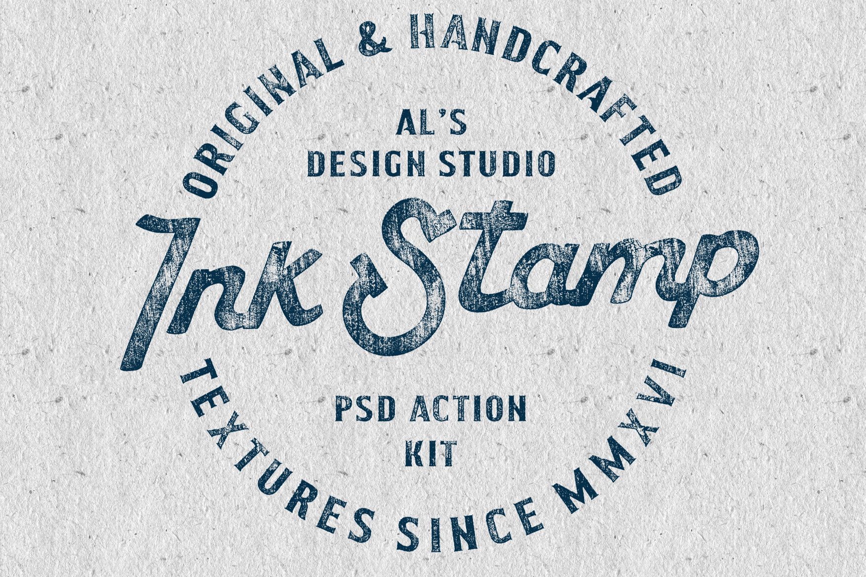 AL's Rugged Ink Stamp Action Kit example image 8