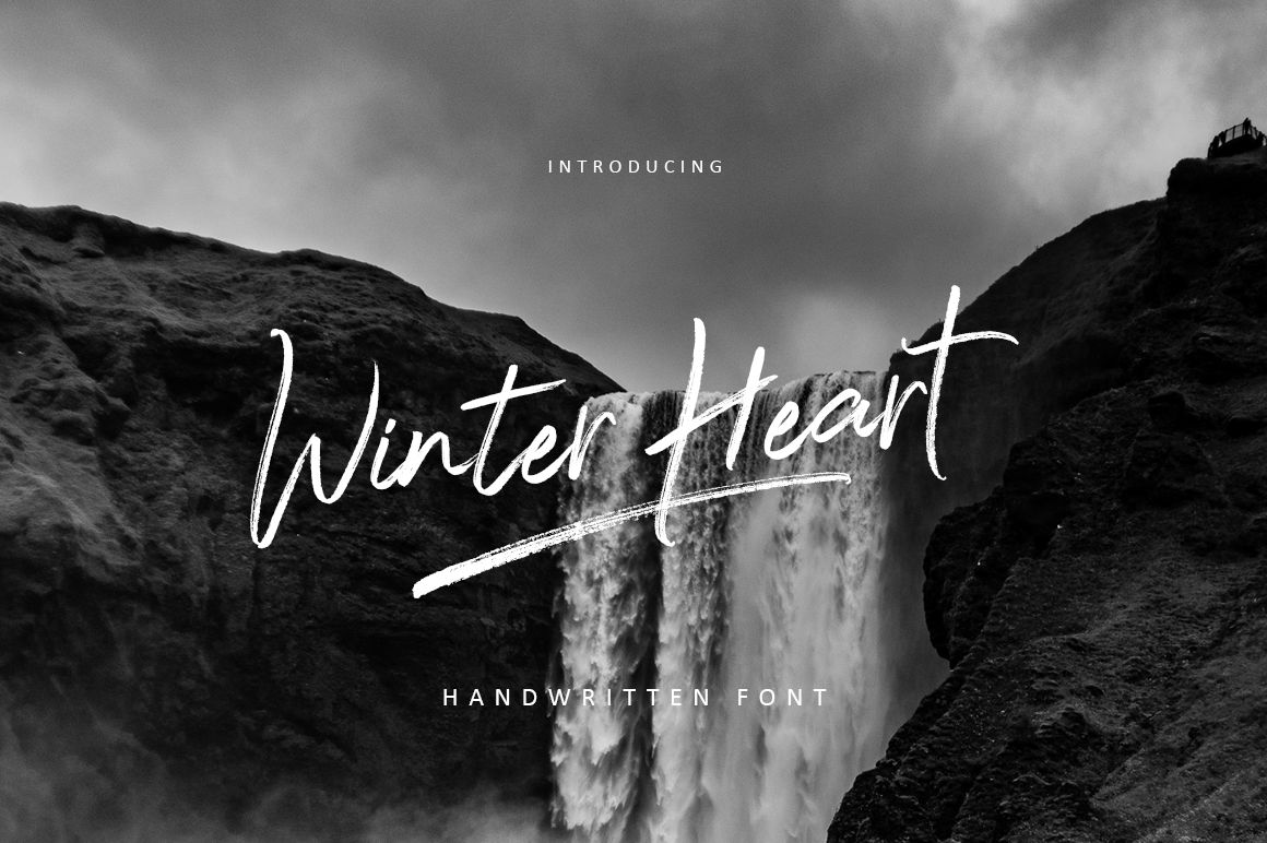 Winter Heart example image 1