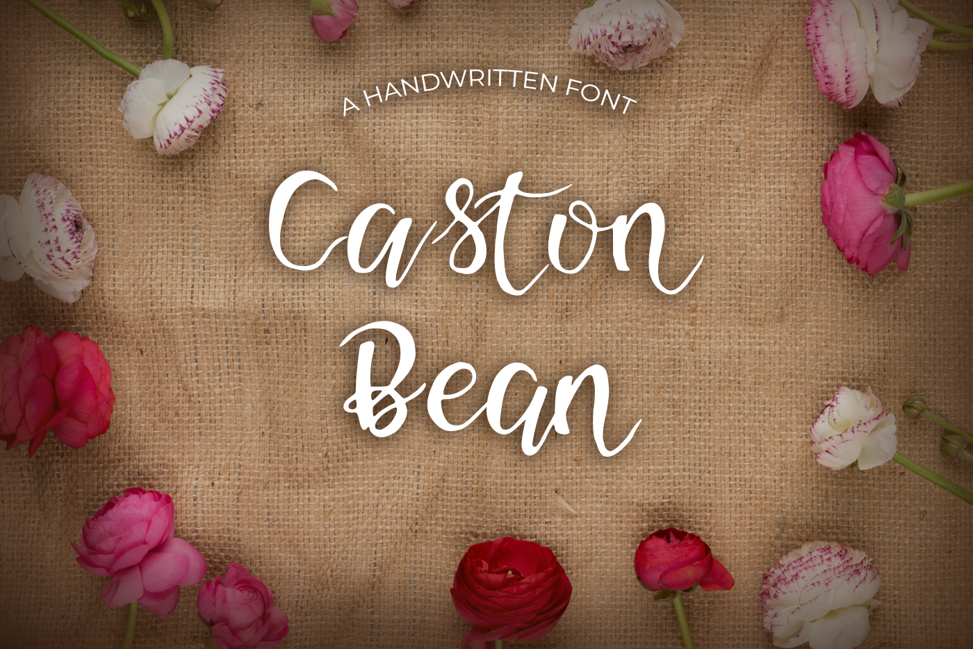 15 Creative Handmade Fonts Bundle example image 11