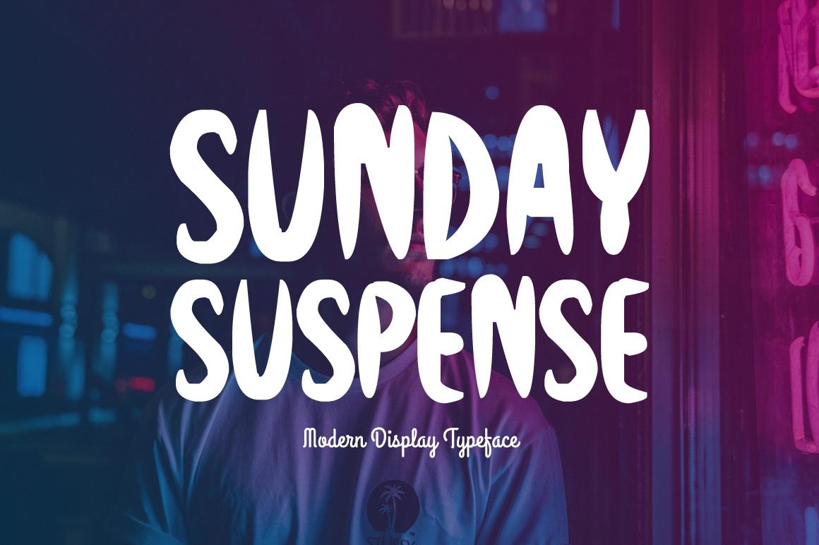 Sunday Suspense example image 1