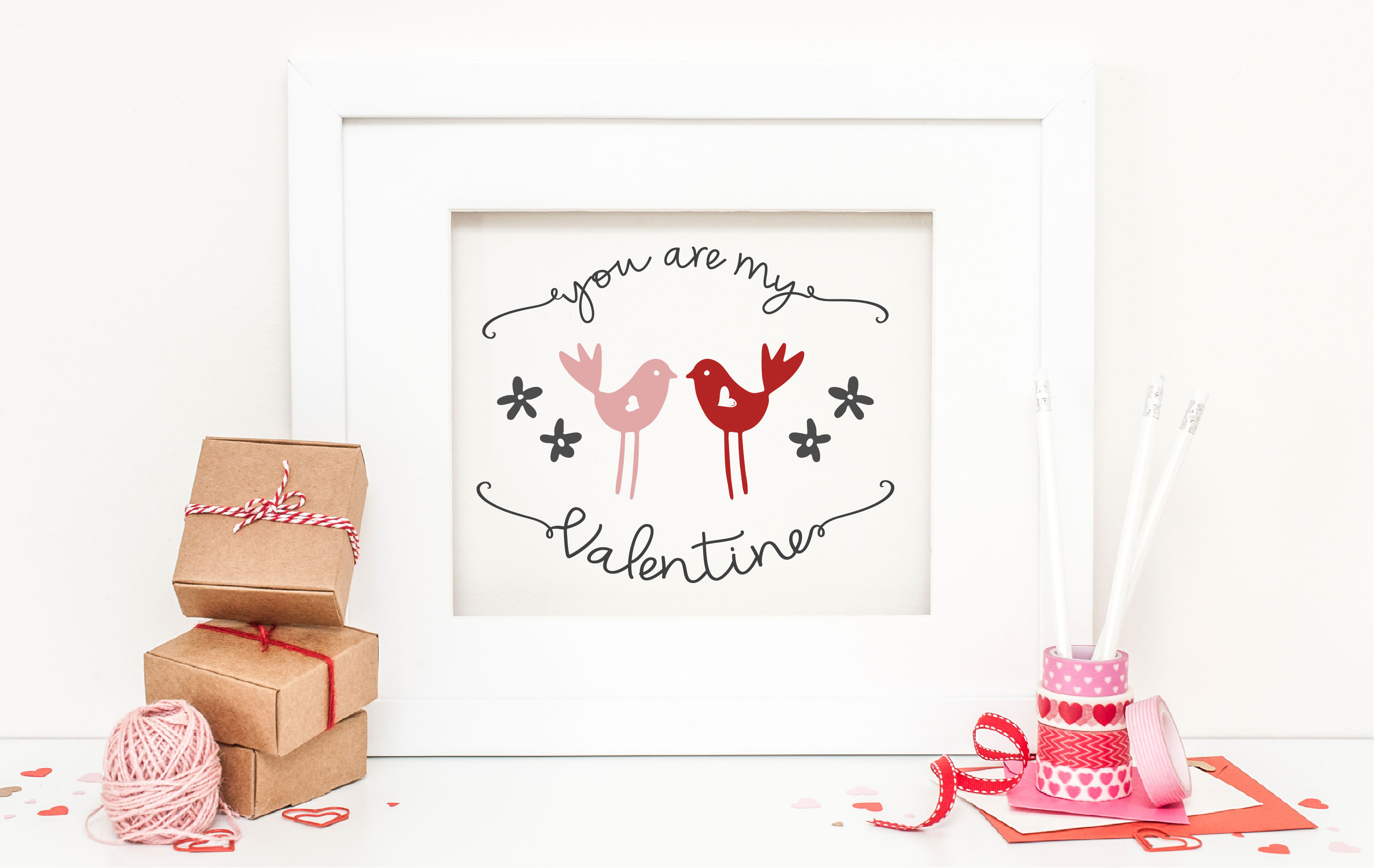 You are my Valentine SVG example image 1