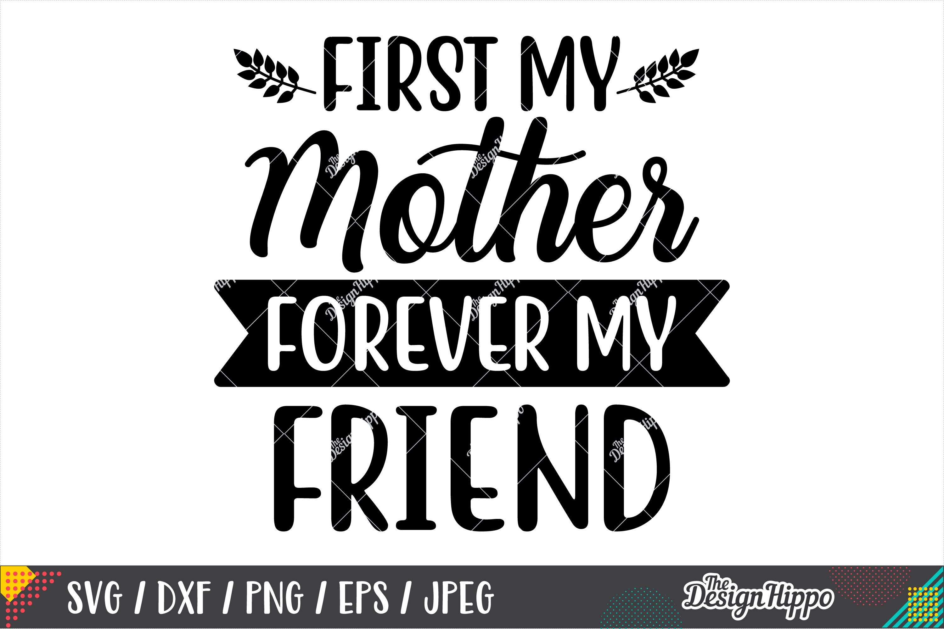 Mom Quotes SVG Bundle, 20 Designs, SVG PNG DXF Cutting Files example image 21