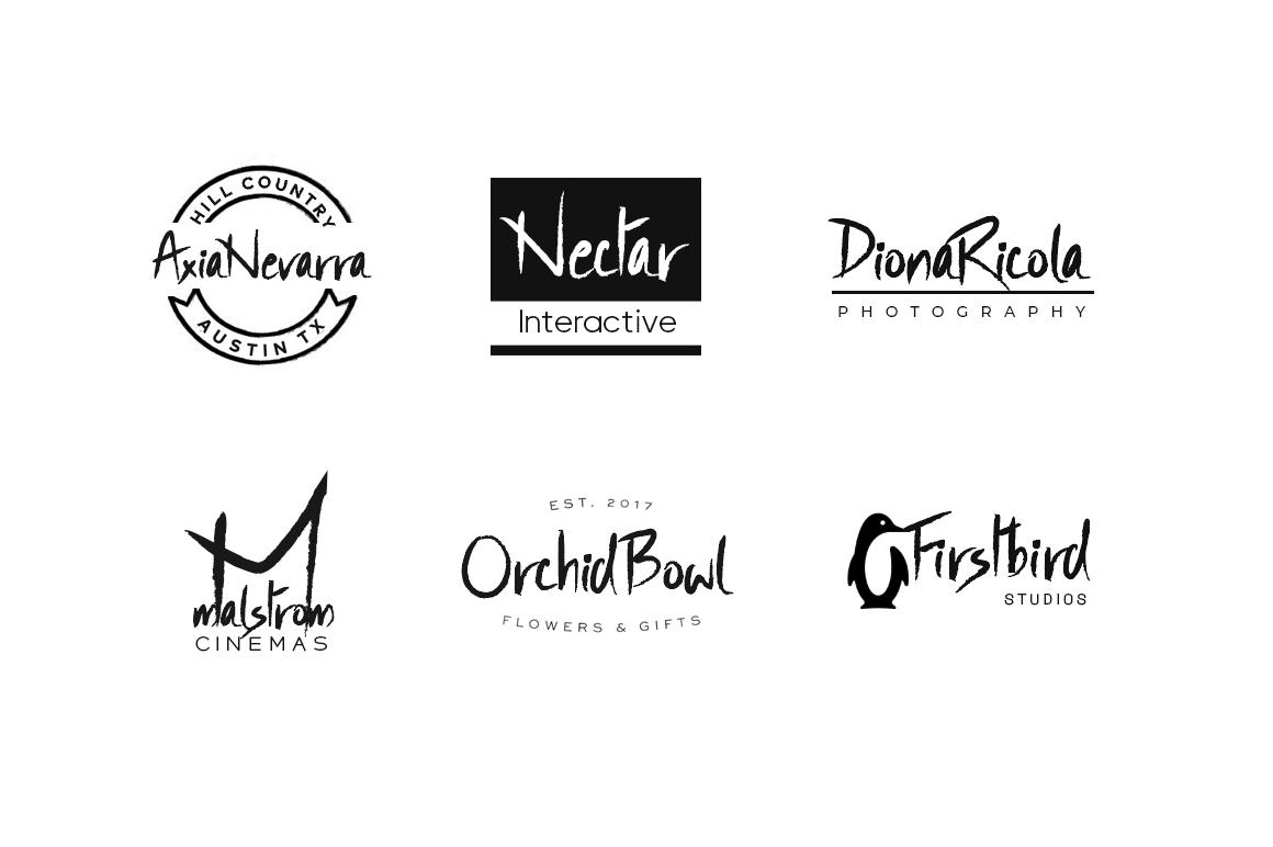 Outshine - Luxury / Handwritten Font example image 8