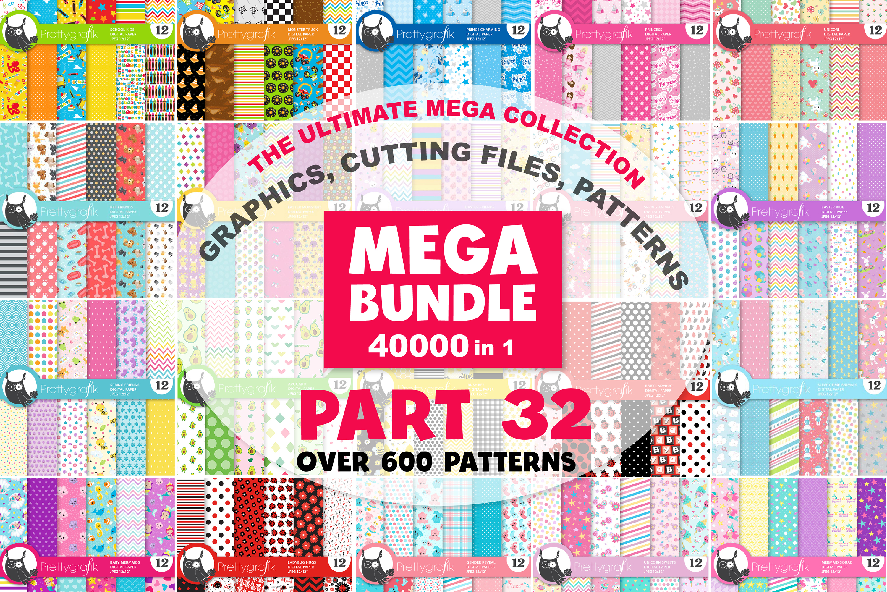 MEGA BUNDLE PART32 - 40000 in 1 Full Collection example image 1