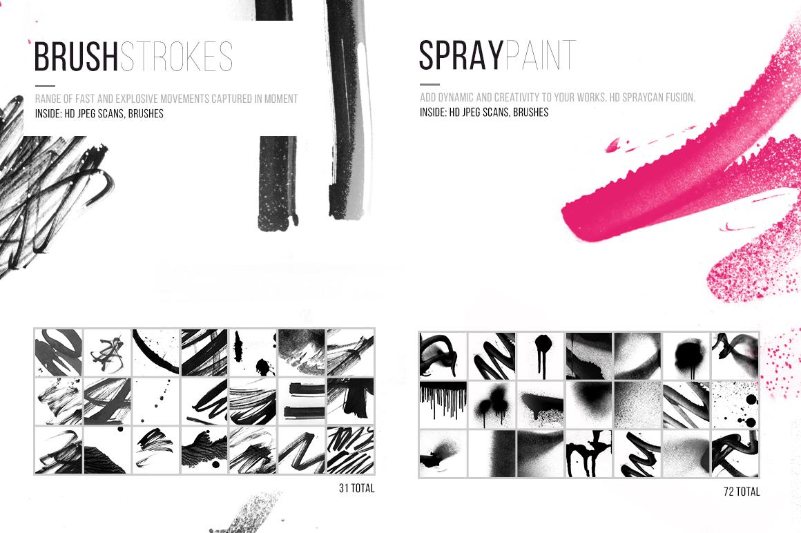 Graffiti Art Bundle example image 4