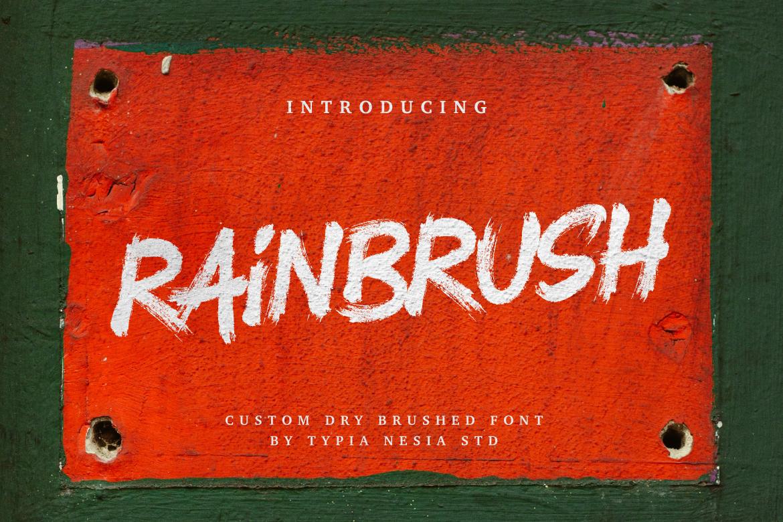 RainBrush example image 1