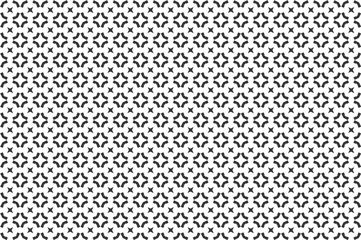 Ornamental seamless patterns. example image 19