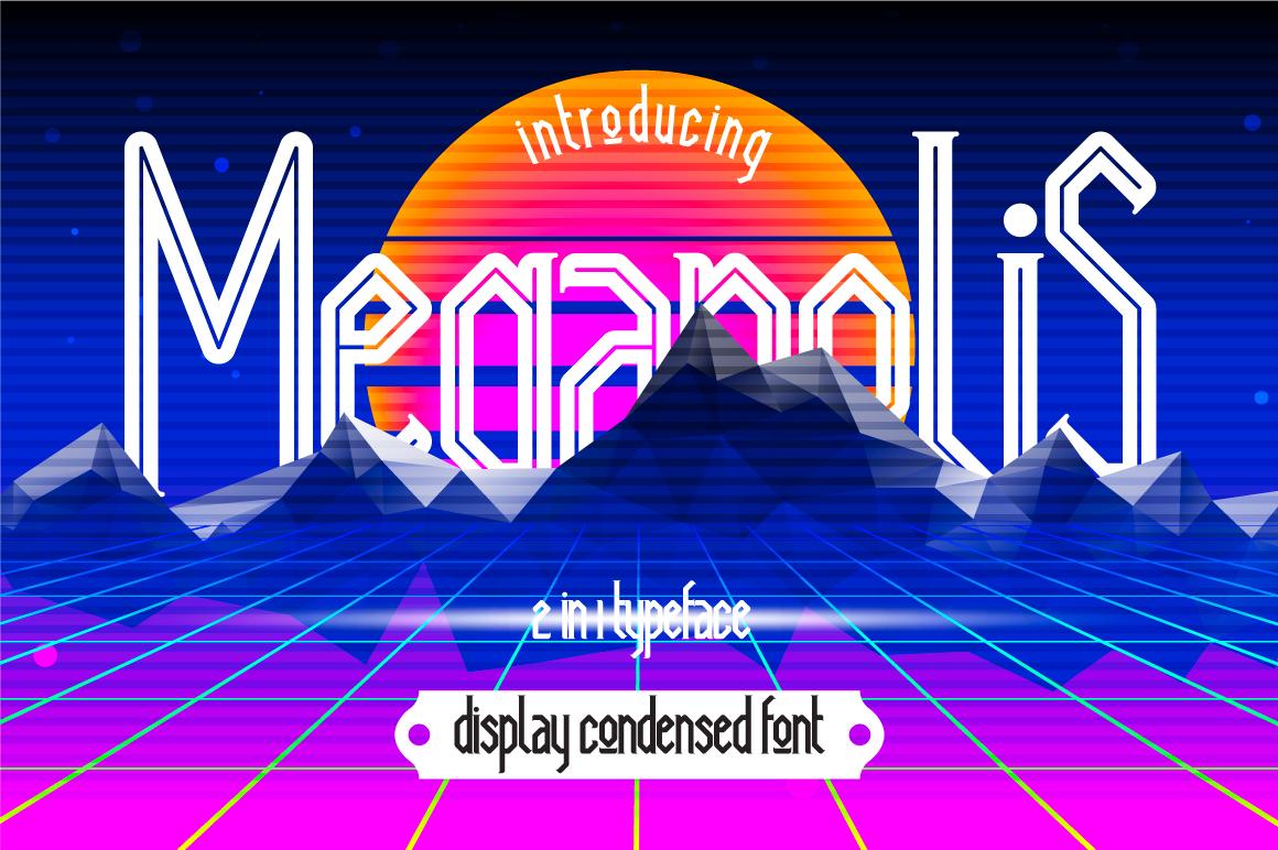 Megapolis example image 1