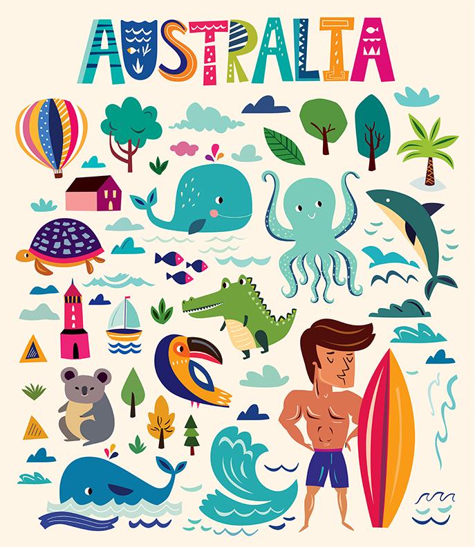 Australian symbols example image 5