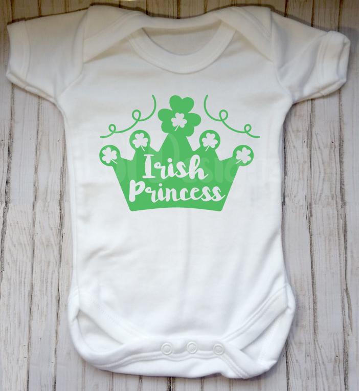 Irish Princess Design example image 1