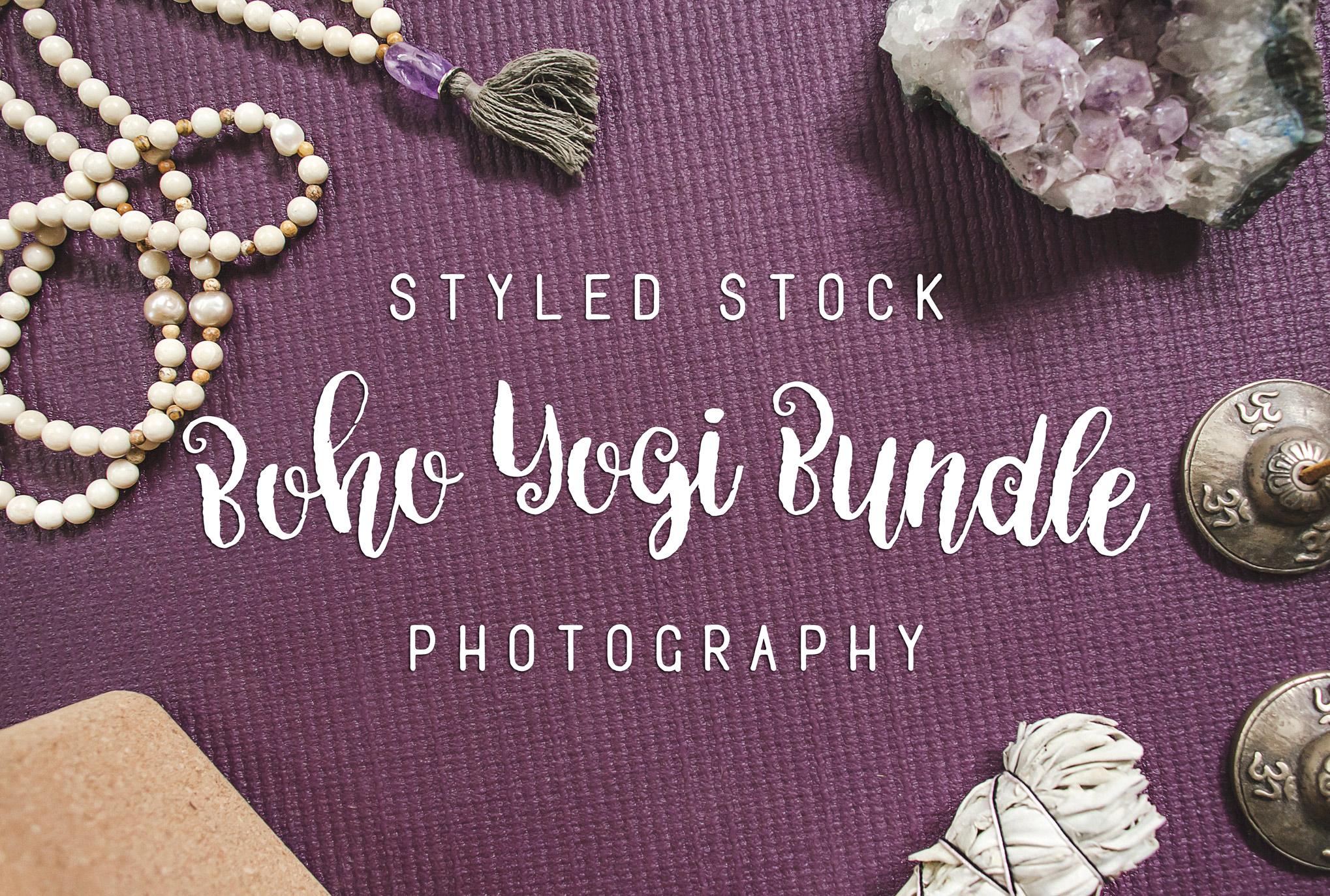 Boho Yogi Photo Bundle example image 1
