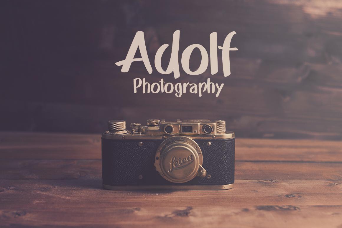 Akim Marker Typeface example image 5