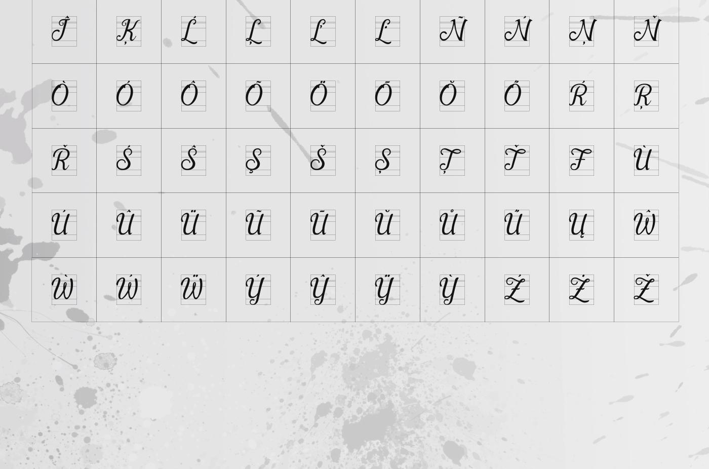 Pamega Script Font example image 13