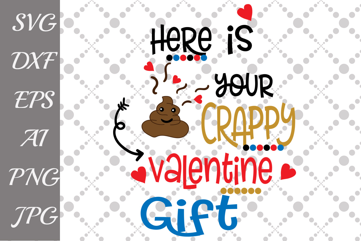 Valentine's Day Bundle Svg,Funny Valentines Quotes Svg example image 5