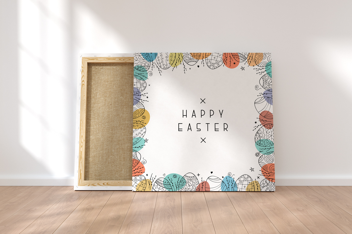 Collecton of happy easter cards example image 3