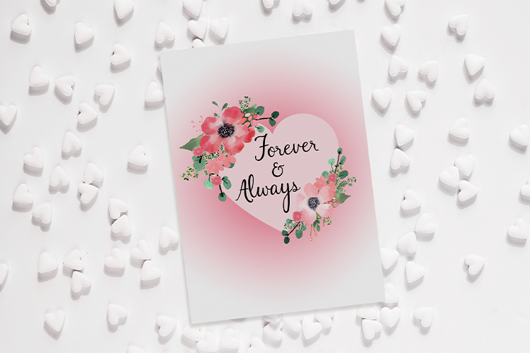 Blush & Bashful Blooms - Watercolor Floral Clipart example image 3
