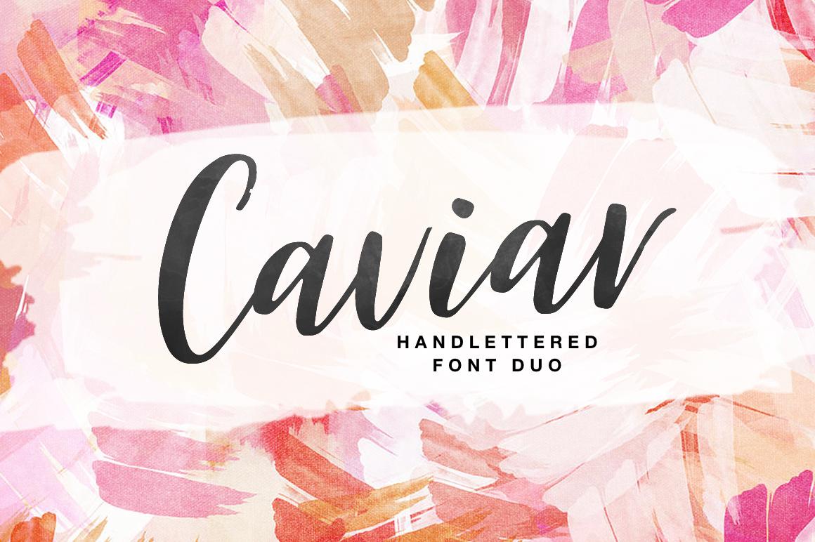 Caviar DUO example image 1