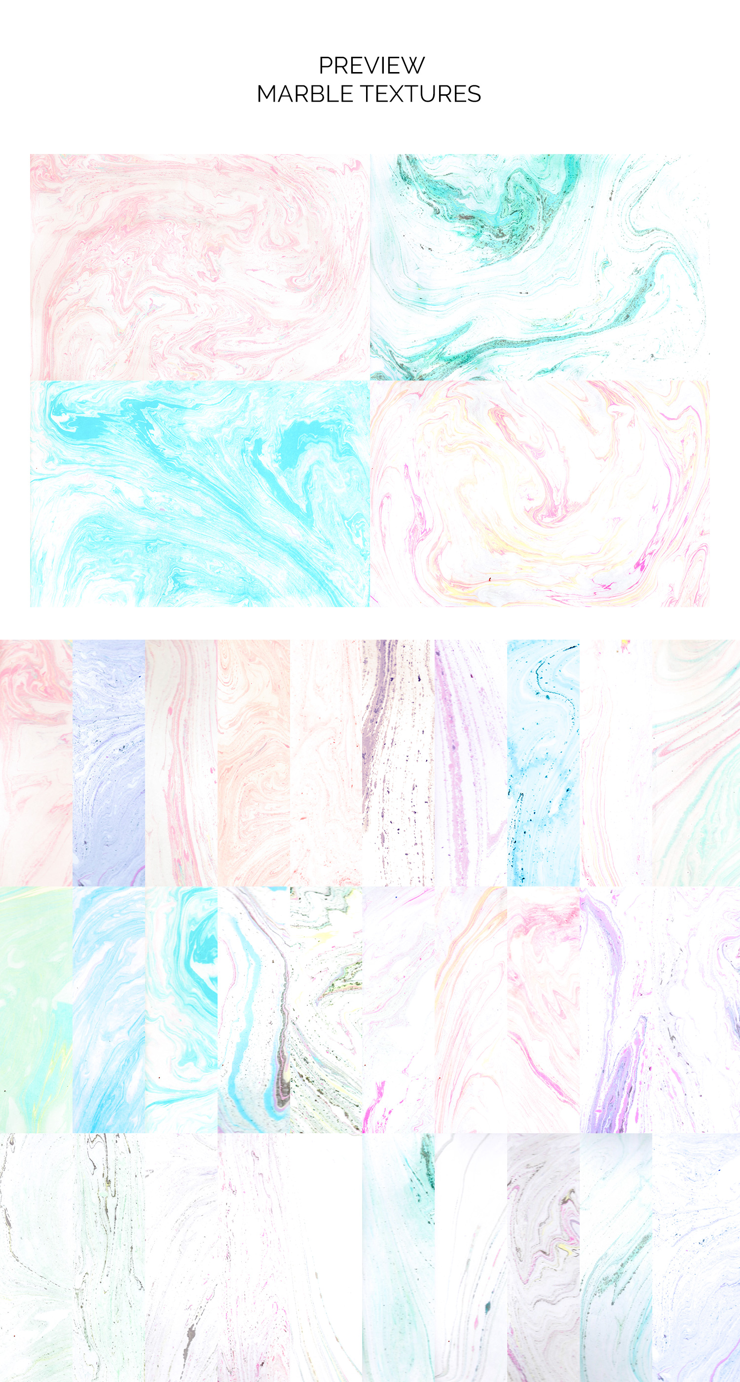 Marble Paper Textures Vol.2 example image 2