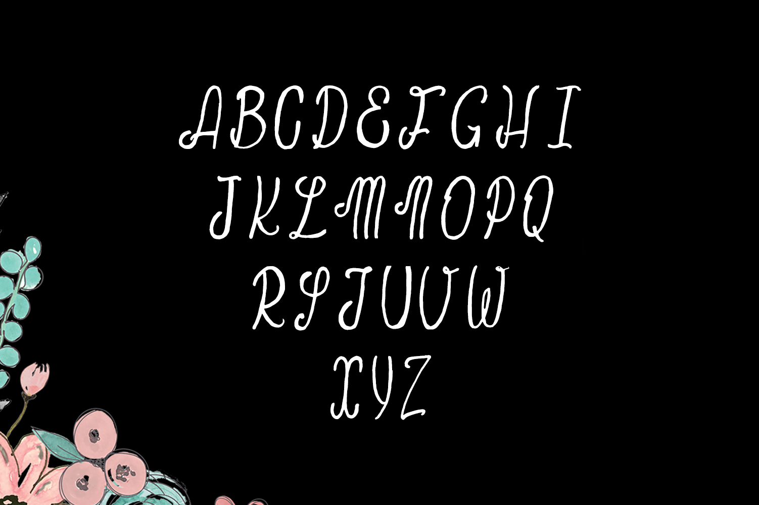 Ulyssa Handwritten Font + Bonus example image 3