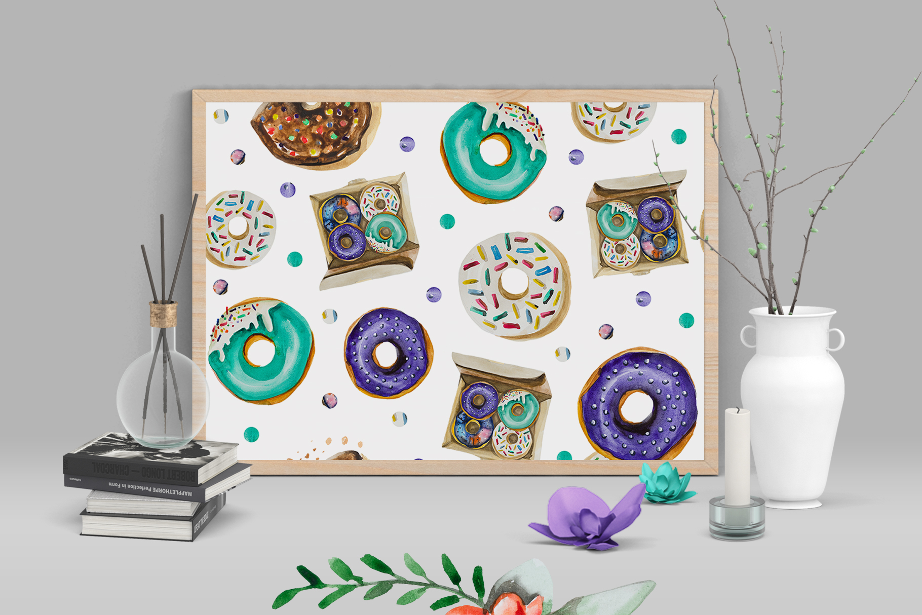 Donuts and Sweets example image 6
