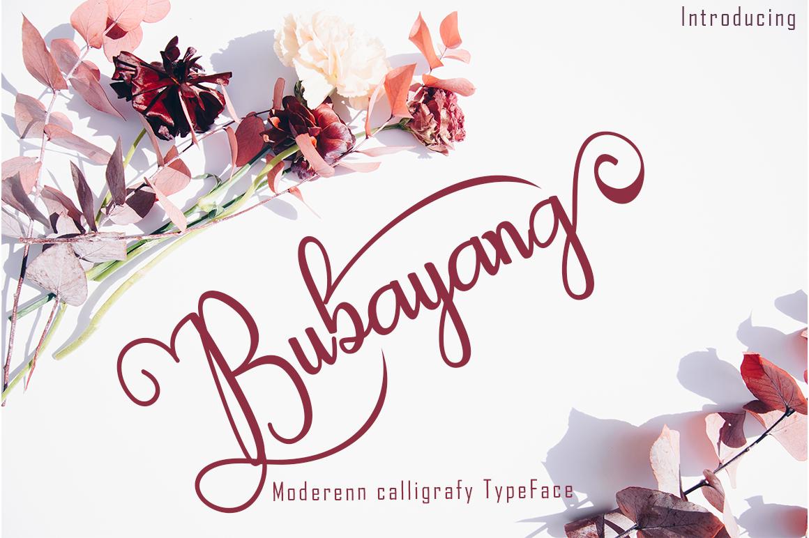 Bubayang example image 1