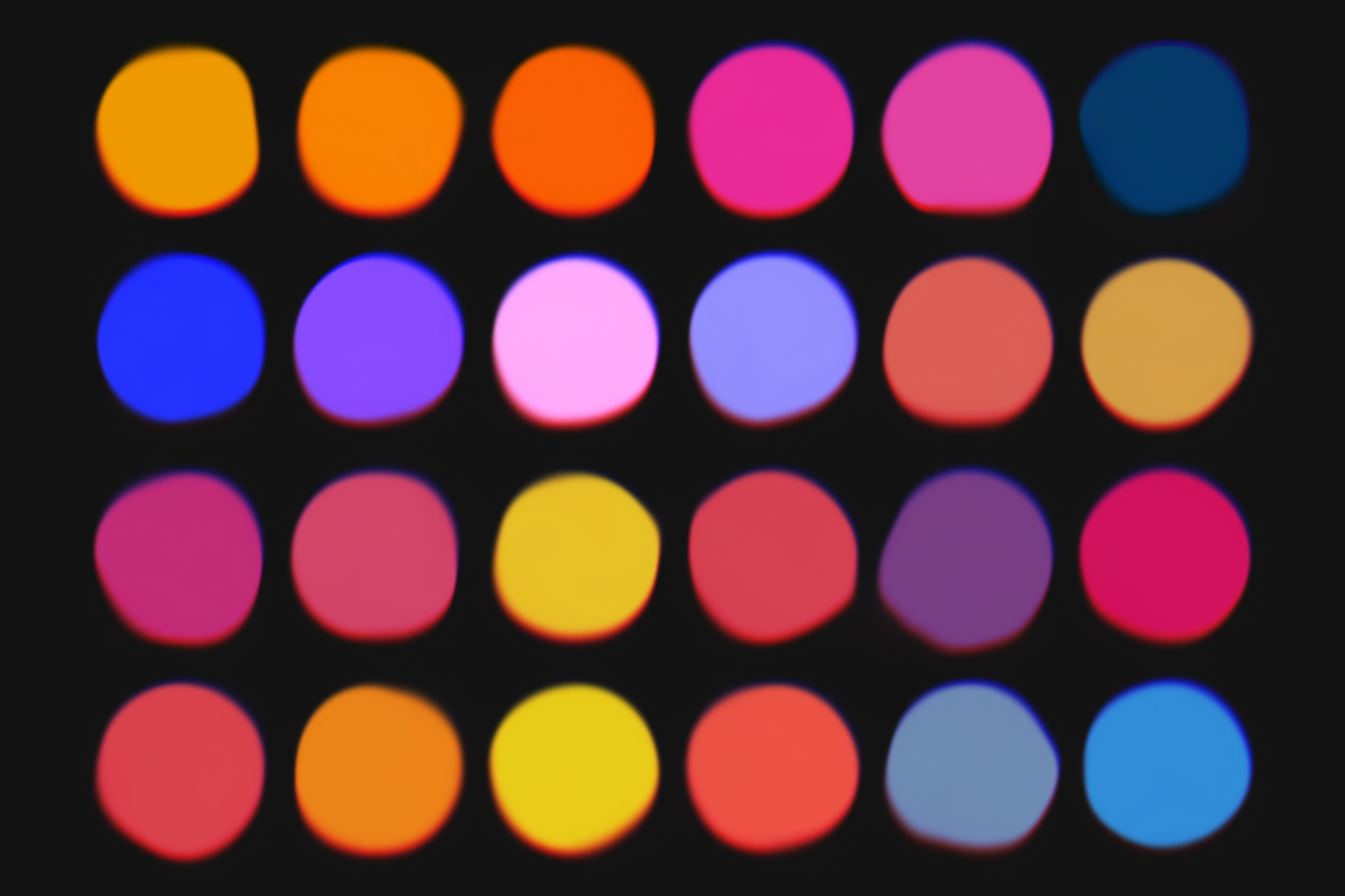Vibrant - 8 Colors Schemes Pack example image 3