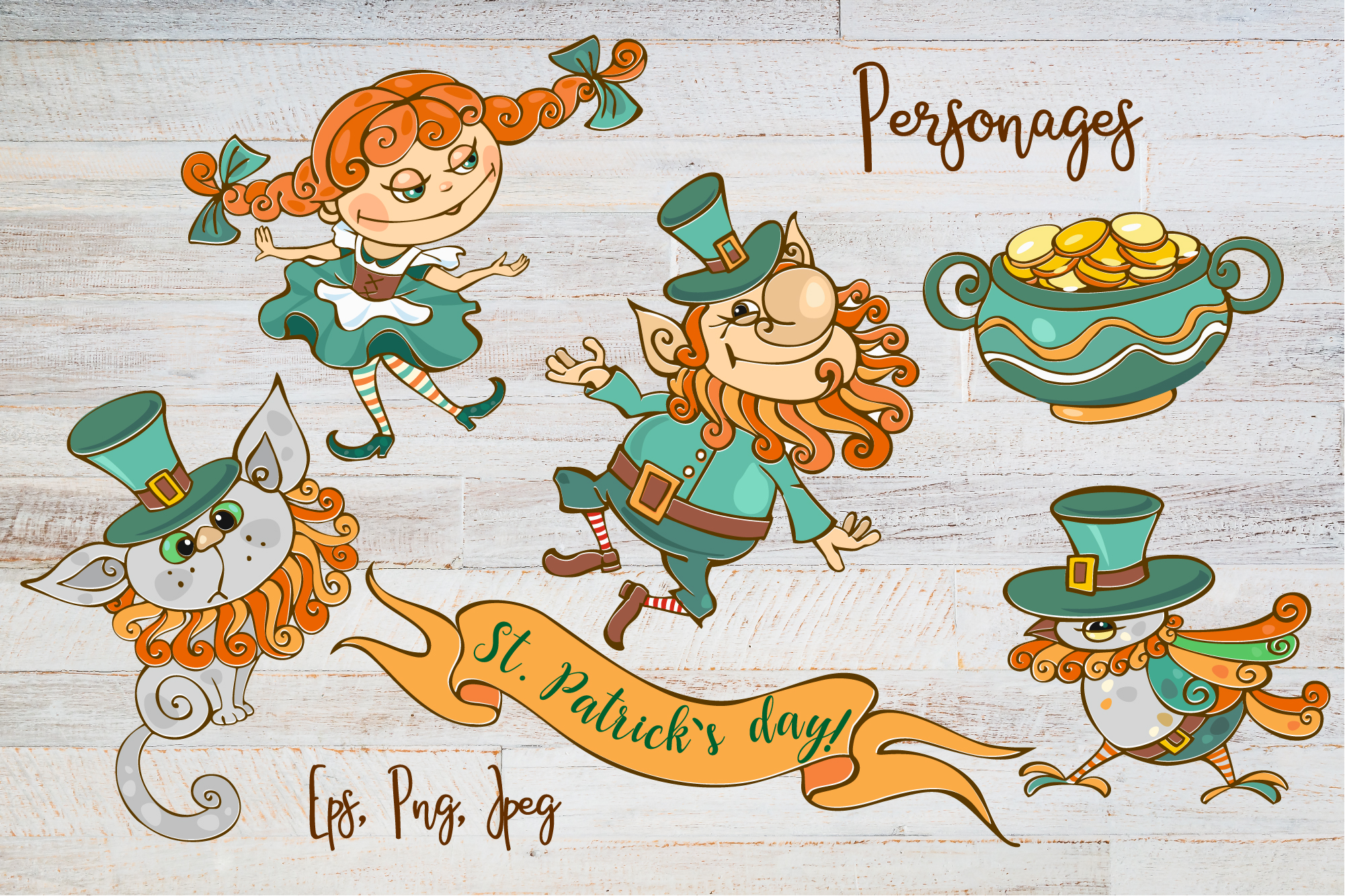 St. Patrick's day! example image 3
