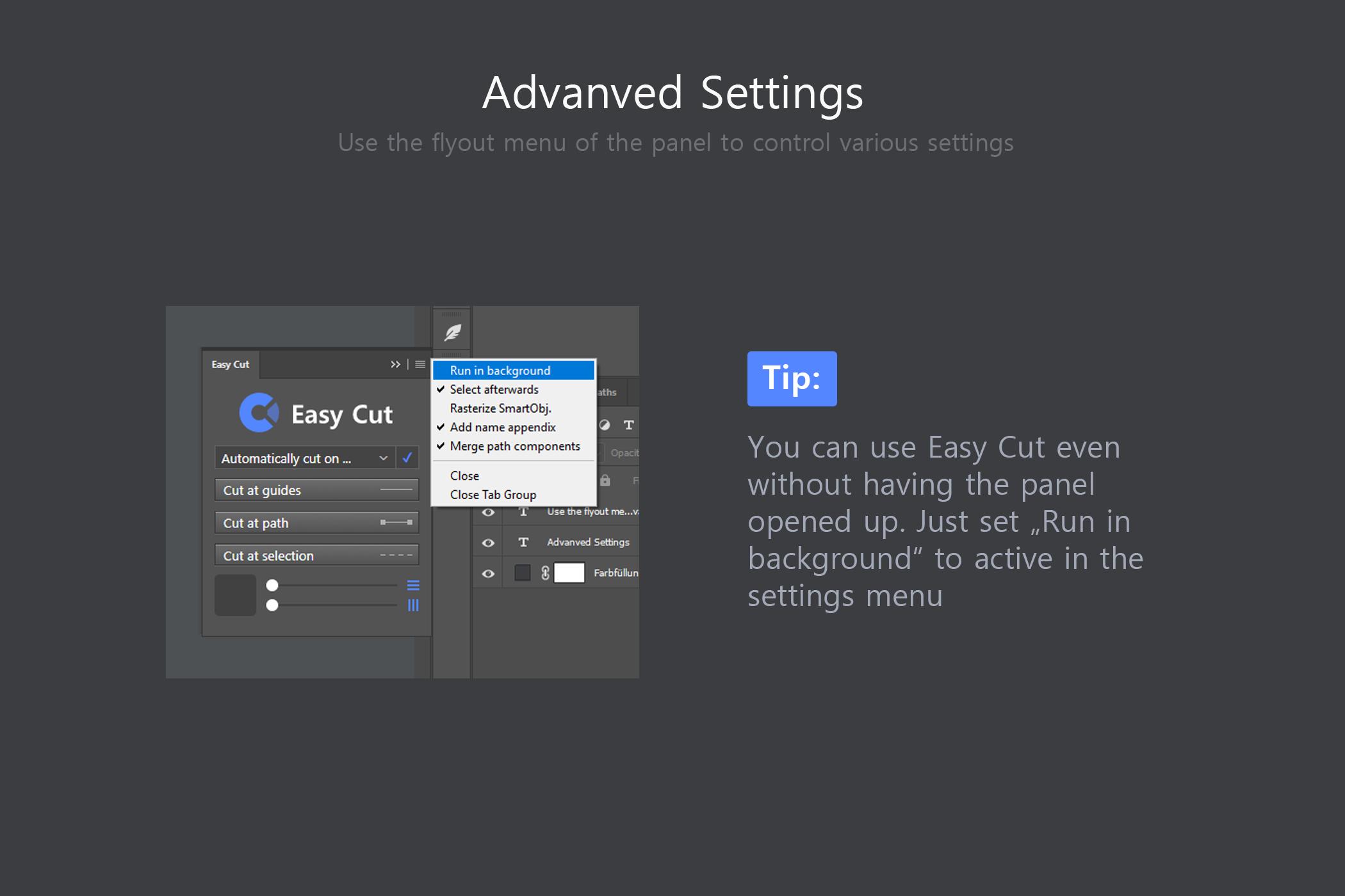 Easy Cut - Layer Splitting Kit example image 10