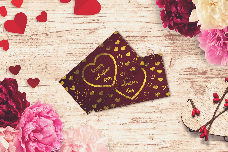 Valentine Card Mock-up #15 example image 1