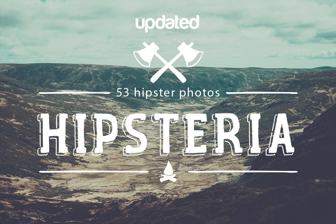 Hipsteria I and II packs example image 12