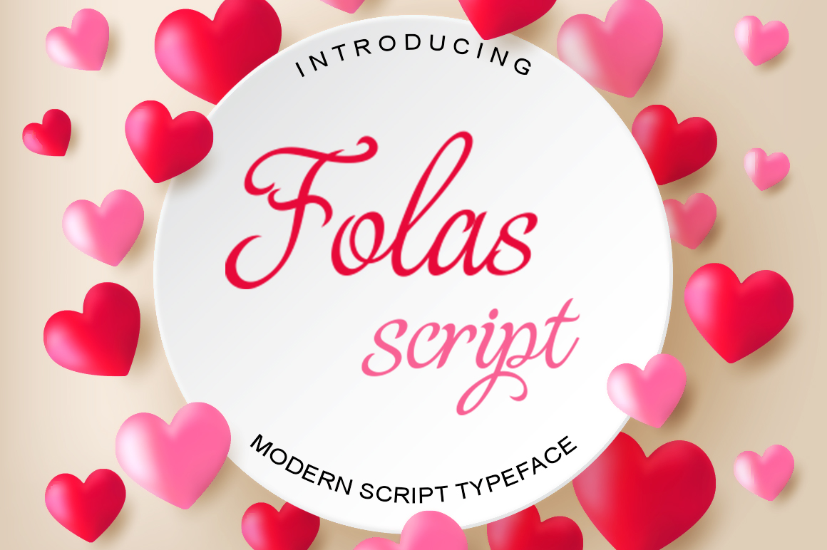 Folas script example image 1
