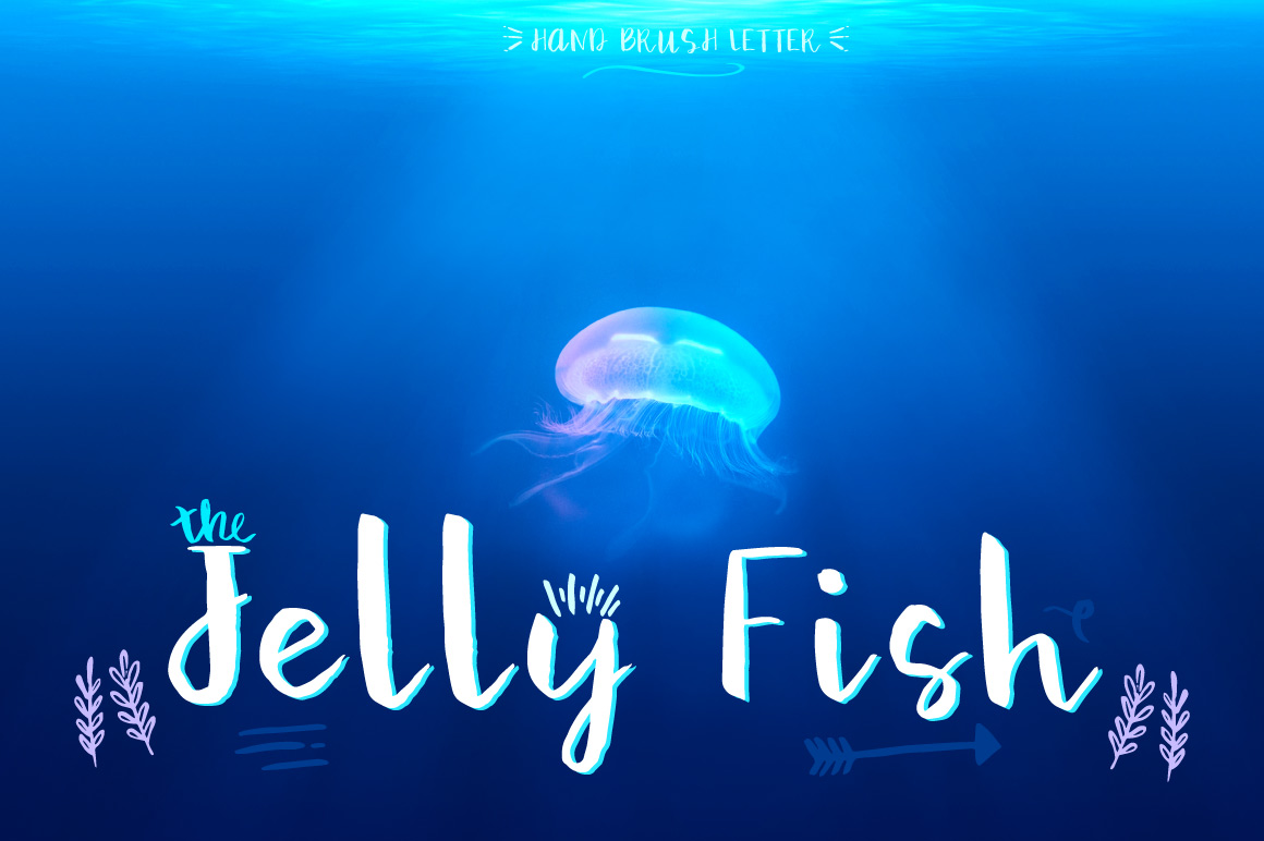 Jelly Fish example image 1