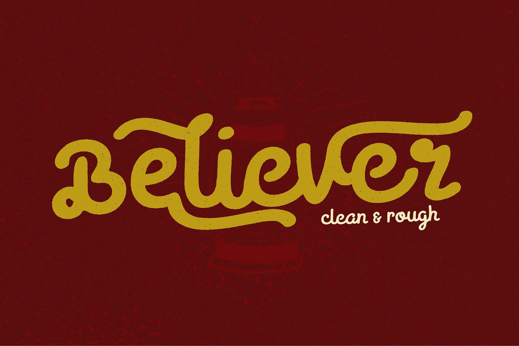 Believer example image 1