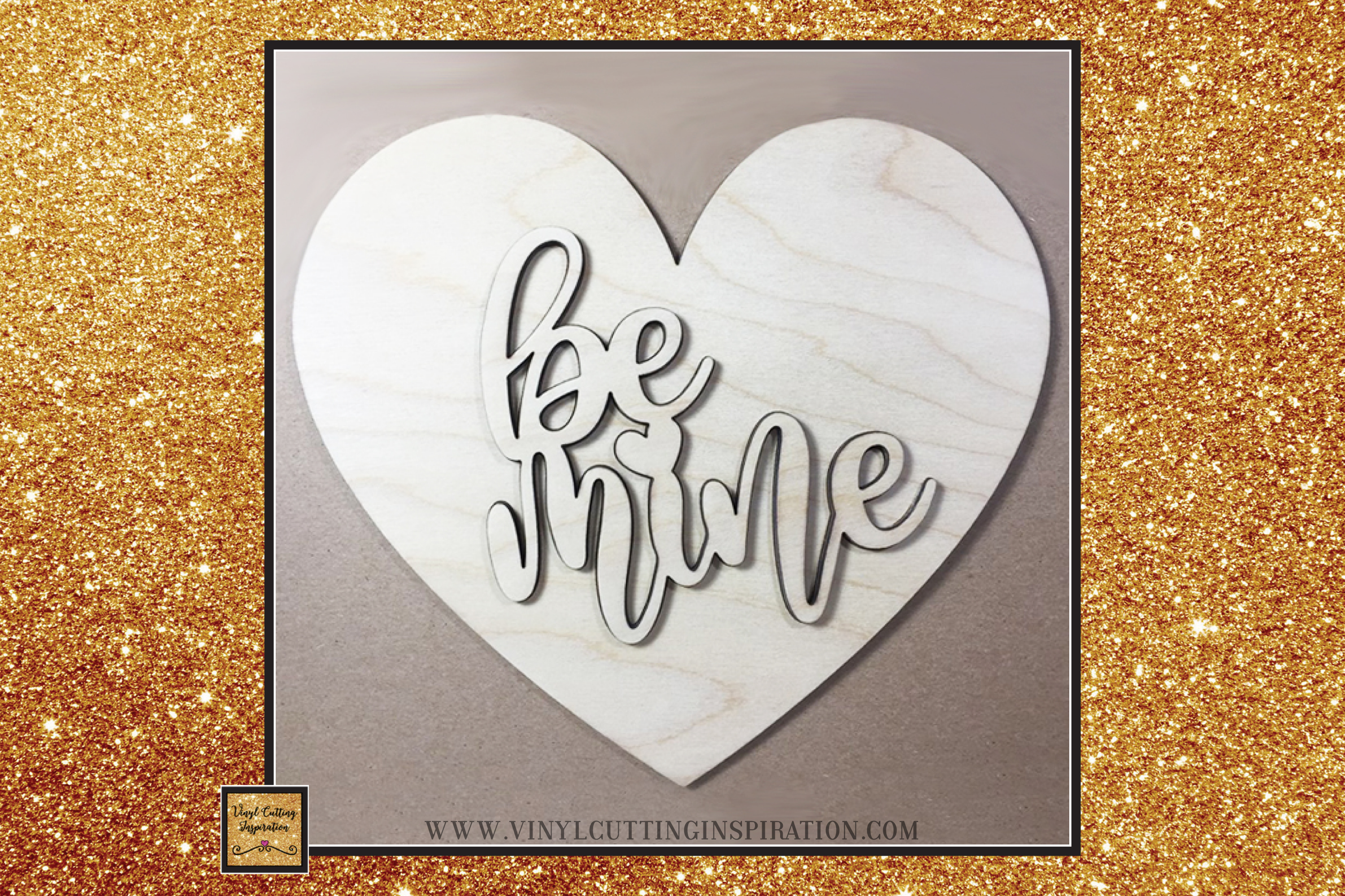 Valentine Svg Be Mine Svg Cutting Files for Cricut, love svg example image 2