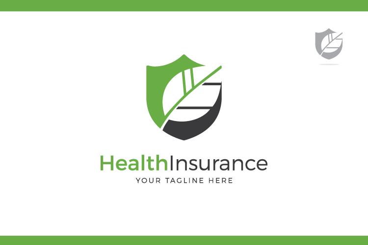 Leaf shield Logo example image 1