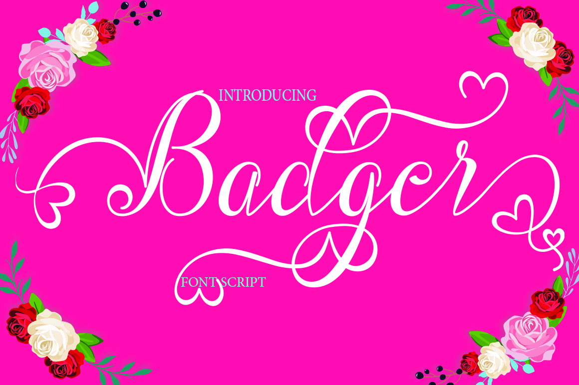 Badger example image 1