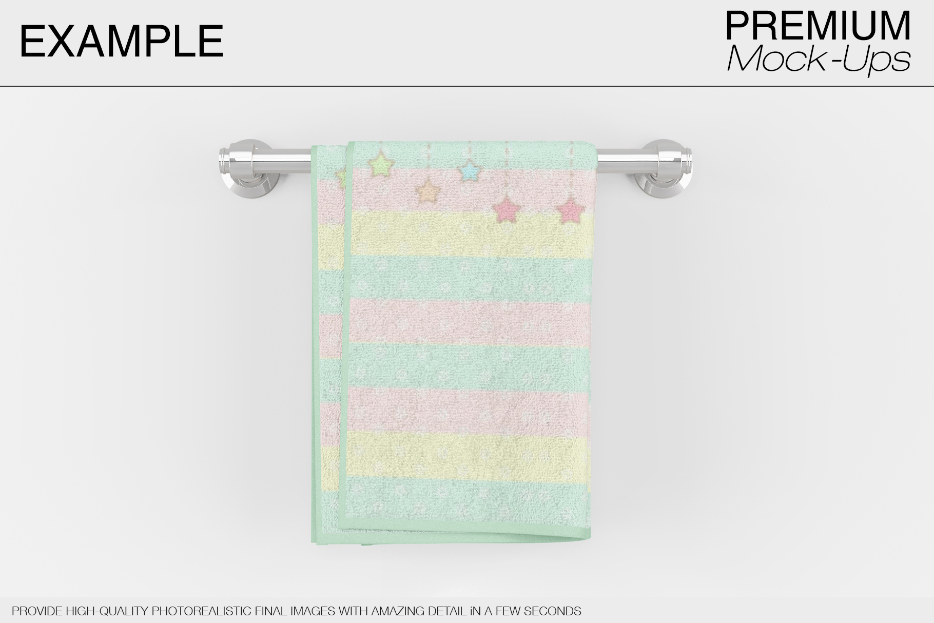 Bath Towels example image 3