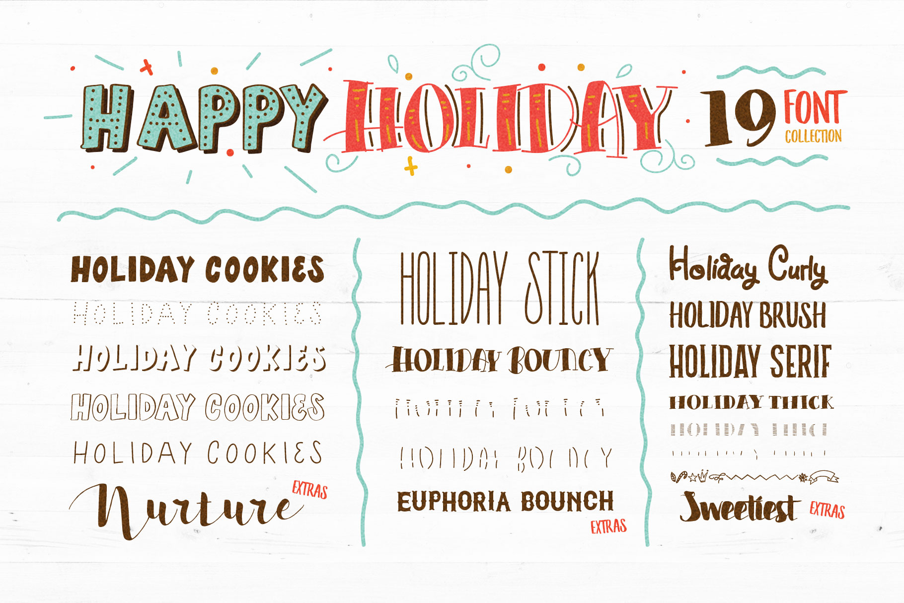 Happy Holiday example image 2